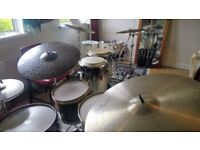 Drum lessons, Beginner to Advanced