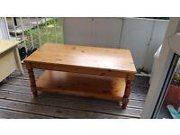ducal coffee table £30 ONO