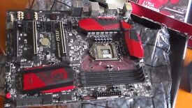 MSI Z170A GAMEING 7