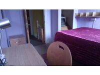 Leytonstone gay flatshare double room to let.