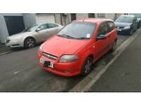 2007 CHEVROLET KALOS LOW MILEAGE ONLY 28K WITH LONG MOT