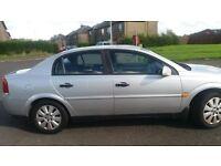 Vauxhall Vectra 6 months mot
