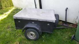 Car trailer metal 4ft×3ft