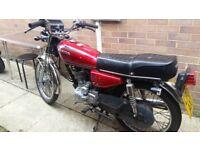 Sukida 125cc SK 125-2 Pharoah