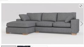 Next Sonoma II Chaise Sofa and Snuggle Chair