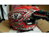 Motor x/racing helmet
