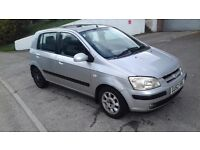 Perfect first car!!! New mot as of today! Hyundai Getz