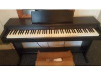 digital piano , 88 weighted keys , i