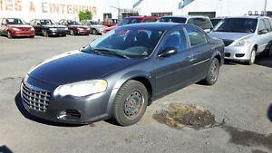 2004 Chrysler Sebring LX