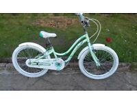 KIDS GIRLS CHILDREN MYSTIC 20 INCH WHEELS BMX BIKE BICYCLE