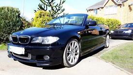 **BMW 330ci E46 Convertible Msport Facelift 2004 TOP SPEC**