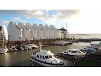 A Fantastic Third Floor Apartment located in an Exclusive Private Marina close to Poole Quay