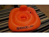 Speedo baby float