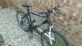 Apollo slant mens bike for spares or repair