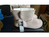 women's slipper boots