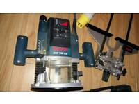 "Bosch 1/4"" router GOF 900 CE, 110v"