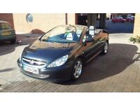 Great Peugeot 307 convertible. First owner.