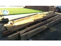 RECLAIMED TIMBER - ROOFING TIMBER