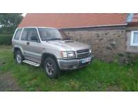 Isuzu trooper 3.0