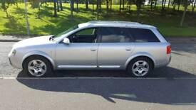 Audi a6 c5 allroad 2.5tdi v6 quattro
