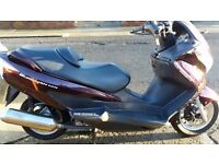 Suzuki Bergman 125cc 61 plate 1 owner from new