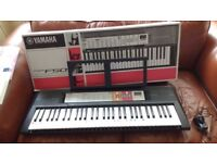 Yamaha PSR F50 Full Size Keyboard