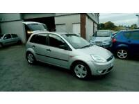 04 Ford Fiesta Edge 5 DOOR Service History moted 2 Keys nice car ( can be viewed inside anytime