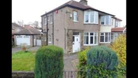 3 bed semi detached house in pudsey to let