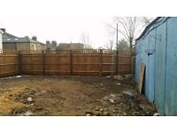 Open-air Land for Storage - to let / for rent - Flexible Terms -3000 sqft Unsuitable for car storage