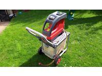Garden shredder/chipper PSS2500A
