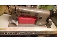 BROTHER/SEWING MACHINE INDUSTRAL ON TABLE DB2-B755-3 MODEL