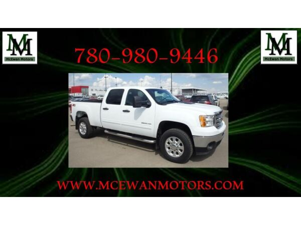 Used 2014 GMC Sierra 2500