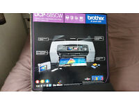 Brother Printer, Scanner DCP 585CW very good condition