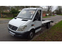 2010 Mercedes Sprinter Recovery Truck Ready to work NEW MOT