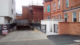 15 x Secure underground parking spaces for rent in Belfast - close to Queen's University