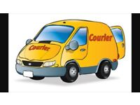 Self employed car courier available in Manchester