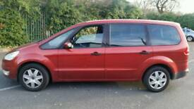 Ford Galaxy 1.8tdci LX, Manual, 7 seats, 120000 miles, MOT