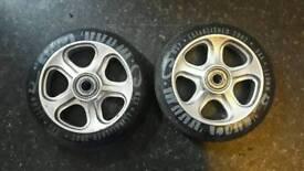 110mm mgp filth chrome team edition wheels