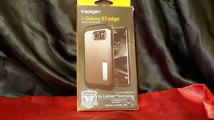Spigen Tough Armor Galaxy S7 Edge Case with Kickstand