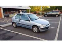 Peugeot 106 Ideal first car with legitimate 2 lady owners from new.