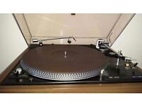 Record Player Turntable Dual CS506 with ADC XLM Cartridge