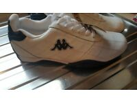 size 6 Kappa trainers, could be worn by both men and women