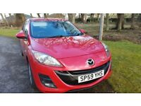 *DIESEL* - MAZDA 3 TS2 1.6 - 5 DOOR - METALLIC RED