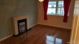 2 bed unfurnished flat South College Street AB11 with allocated parking space available to let