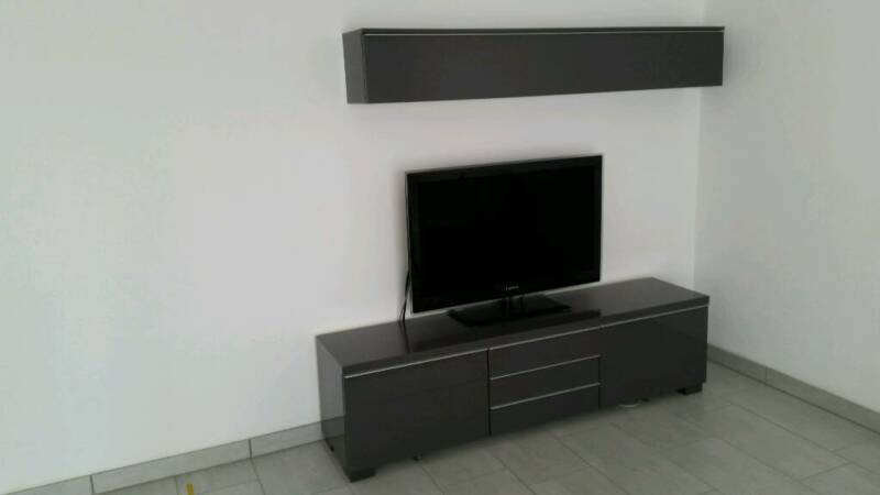 ikea besta burs tv bank lowboard wandregal in bayern wielenbach ebay kleinanzeigen. Black Bedroom Furniture Sets. Home Design Ideas