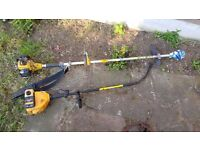 2x Spares and repairs Petrol strimmer