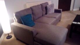 Grey 3 Seater sofa - purchased Feb 2017