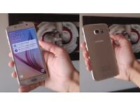 Samsung Galaxy S6 Gold Unlocked 32GB