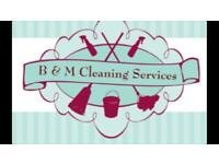 Cleaner required full or part time