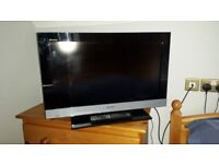 "Sony Bravia TV 26"" with freeview"
